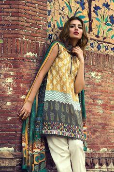 Zara Shahjahan Silk Autumn Winter Collection 2016-17 with price