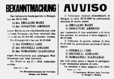 Nazifascismo, Bologna ricorda i 270 fucilati al Poligono di tiro