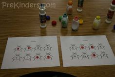 Pre-Kindergarten Bugs Unit