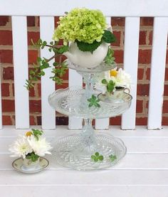 teapot centerpiece ideas | Teapot centerpiece