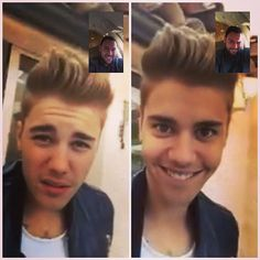 Me when I see a pic of Justin Bieber=))