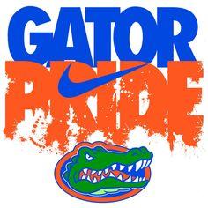 It's great to be a Florida gator! #Olemissain'tgotnothinonus #38-10