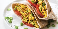 I Quit Sugar – Curried Chickpea Salad