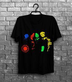 RHCP band tshirt | Clothing, Shoes & Accessories, Men's Clothing, T-Shirts | eBay!