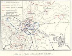 mapa Belchite viejo