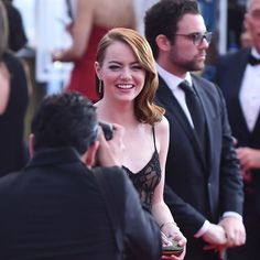 Esa sonrisa! #EmmaStone en los #SAGAwards   via MARIE CLAIRE MEXICO MAGAZINE OFFICIAL INSTAGRAM - Celebrity  Fashion  Haute Couture  Advertising  Culture  Beauty  Editorial Photography  Magazine Covers  Supermodels  Runway Models