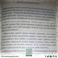 Şerli herşeyin şerrinden sana sığınıyorum Allahım… Yakaran Gönüller. #define #definedua #pray #reca kul #kitap #book #dua #yakarangönüller #şer #hayır #hayr #hayırlıiş #şerliiş