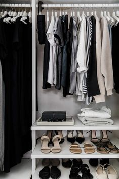 Nearly five years ago I introduced the idea of a 50 item year-round capsule wardrobe inspired by my travel light packing list series and since then I've posted a few different updates about how my wardrobe is evolving over the years. Today I'm sharing a very detailed updated version of my minimal closet in 2019. The post My Minimal Closet in 2019 appeared first on Hej Doll | Simple modern living by Jessica Doll..