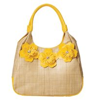 Floral Dream Handbag - $19.99
