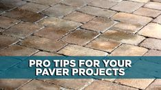 Are you planning to add some outdoor living space this summer with pavers? Listen to learn some paver project pointers! #diy #homeimprovement #pavers Diy Home Repair, Backyard Paradise, Home Repairs, Pointers, Outdoor Living, Living Spaces, Home Improvement, Tips, Projects