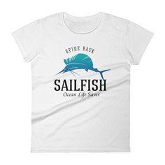 758778810 Items similar to Fishing t-shirt / Fishing tee / Fishing tshirt / Gift for  Her / Graphic Tee / Fishing shirts / Women tshirt / Sailfish tshirt /  Printed tee ...