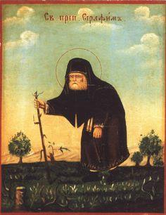 Семь поучений преподобного Серафима Саровского   Православие и мир