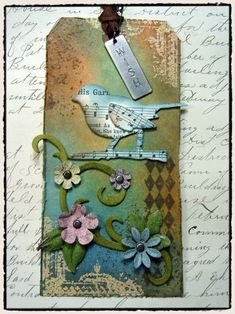 bookmark collage