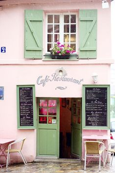Montmartre, Paris | www.8ruecaffarelli.com
