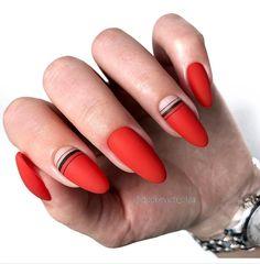 Rojo matte ... shan