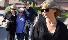 Now smitten Taylor Swift whisks Tom Hiddleston to the UK on her private jet to spend 24 hours with his mother... with five bodyguards and a Bond-inspired Jaguar | Daily Mail Online