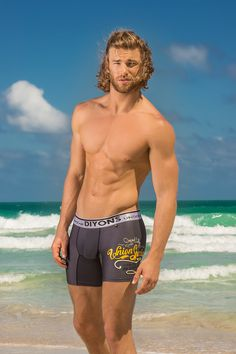 Cole Monahan for Diyons Underwear