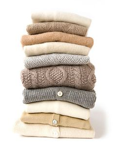 Storage: Follow our guide to keep your sweaters, blankets and boots in shape until next year