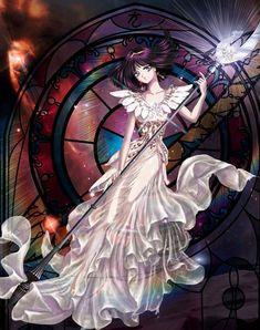 Sailor Saturn: Guardian of Death Sailor Moon Manga, Sailor Moons, Sailor Moon Crystal, Cristal Sailor Moon, Arte Sailor Moon, Sailor Moon Fan Art, Sailor Neptune, Manga Anime, Anime Wolf