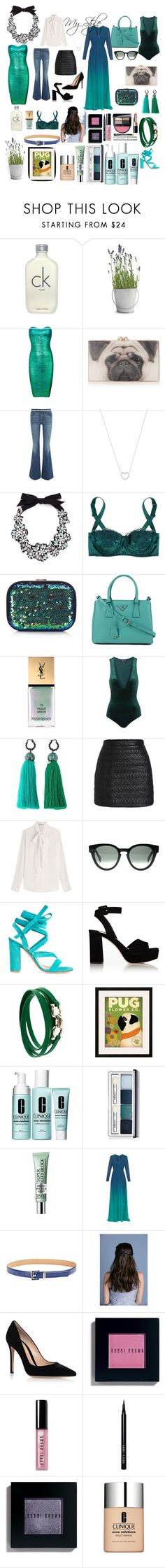 """""""My Style 1"""" by fabiola-perez06 ❤ liked on Polyvore featuring Calvin Klein, Potting Shed Creations, Posh Girl, Charlotte Olympia, Tom Ford, Tiffany & Co., J.Crew, Dolce&Gabbana, Wallis and Prada"""