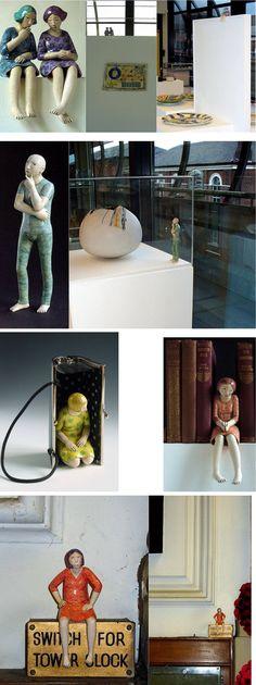 Elizabeth Price, ceramic sculptures 5