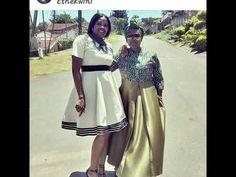 #2019 Trendy Styles: Beautiful Xhosa Designs for LOVELIES Xhosa, Trendy Fashion, Two Piece Skirt Set, Collections, Skirts, Beautiful, Dresses, Design, Style