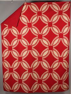 Lot:556: East Tennessee Pieced Red & White Quilt, Lot Number:556, Starting Bid:$70, Auctioneer:Case Antiques, Inc. Auctions & Appraisals, Auction:Spring Fine Art and Antique Auction , Date:06:30 AM PT - May 21st, 2011