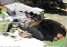 Pictures of Florida sinkholes - Bing Images