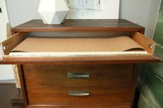 Dresser into desk- Desker