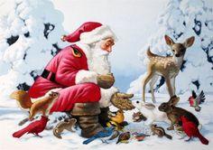Gallery.ru / Фото #12 - Tom Newsom Santas - MontanaBY