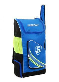 f2fd93201579 Sg Ezeepak Cricket Kit Bag Without Wheels Normal Size Free Ship  Us Cricket  Store