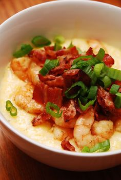 Sweet Caroline and Jordan's Shrimp and Grits : sweetcline --- pp: The BEST Shrimp and Grits Recipe in Existence!