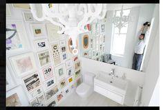 quadros banheiro