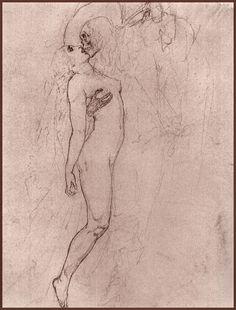 NormanLindsay_Purity%27sDonJuan-sketch_1916_100.jpg (1200×1578)