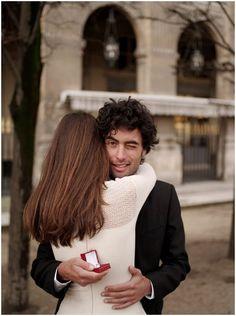 how to propose paris