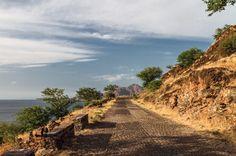 Road on Santiago island #CaboVerde #CapeVerde #Kaapverdie