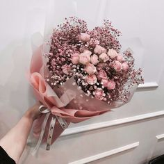 October 30 2019 at fashion-inspo Bunch Of Flowers, Types Of Flowers, My Flower, Beautiful Flowers, Floral Bouquets, Wedding Bouquets, Wedding Flowers, Pink Flower Bouquet, Gift Flowers