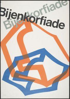 Benno Wissing, Total Design for De Bijenkorf NV, 1963