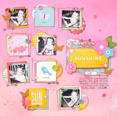 You Are My Sunshine *My Creative Scrapbook* - Scrapbook.com