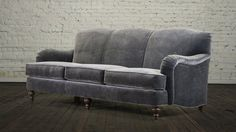 Best English Roll Arm Sofas: George Sherlock, Bryght, Cococo Home & 4 More — Maxwell's Daily Find 03.23.15 | Apartment Therapy