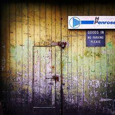 """photo: """"Little Door # 2 Ios App, Doors, London, Colour, Instagram, Color, London England, Colors, Gate"""