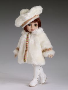 "#pinned #toocute ""Patsy - Furry Flurries"" - Outfit Only $89.99 from our #2013 #FallRelease #dollchat ^kv"