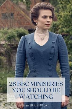 Love BBC shows? Don't have time for something with 11 seasons (the last 4 of which probably shouldn't have happened)? This list of BBC miniseries should get you started - From Bodyguard to Jonathan Strange Best Period Dramas, Period Drama Movies, British Period Dramas, Best Period Movies, Netflix Shows To Watch, Good Movies On Netflix, Tv Series To Watch, Bbc Tv Series, Program Management