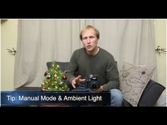 Manual Mode & Ambient Light - Canon T5i tips & tricks (+playlist)