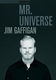 Jim Gaffigan Mr. Universe