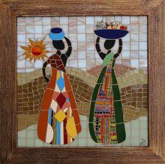 kleid mosaik designs The post Dress Mosaic Designs Kleid Mosaik Designs appeared first on Lori& Decoration Lab. Mosaic Tray, Mosaic Wall, Mosaic Tiles, Mosaic Designs, Mosaic Patterns, Painting Patterns, Mosaic Crafts, Mosaic Projects, Stone Mosaic