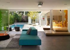 Contemporary California living by Clive Wilkinson Architects_2