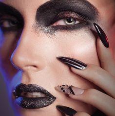 Beauty Makeup Lips : Photo