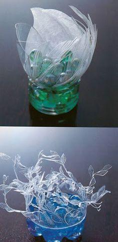 bottiglia plastica