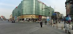 Prada flagship store in Beijing. Beijing, Prada, Street View, In This Moment, Store, Asia, Pictures, Larger, Shop
